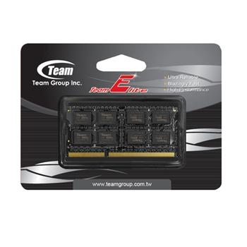 TEAM GROUP DDR3 8GB 1333MHz CL9 SODIMM 1.5V
