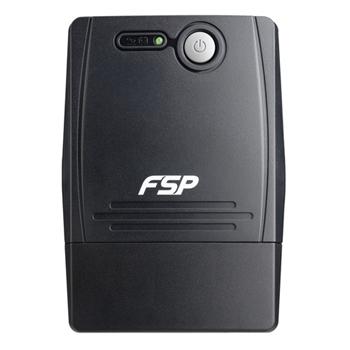 FSP/Fortron FP 800 800 VA 480 W 2 presa(e) AC
