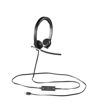 LOGITECH USB HEADSET STE H650E IN