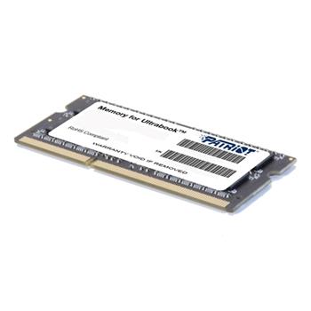 Patriot Memory 4GB DDR3-1600 memoria 1600 MHz