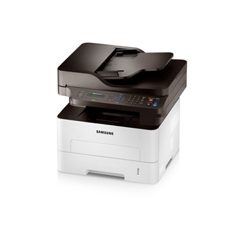 Samsung SL-M2675F Laser A4 Nero, Bianco multifunzione