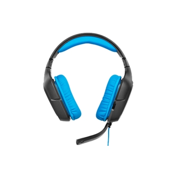 LOGITECH G430 GAMING HEADSET 7.1 BLUE USB SURROUND IN