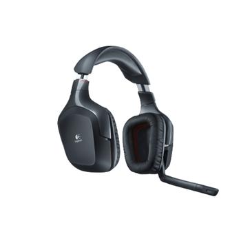 Headset Logitech Gaming G930 (981-000550)