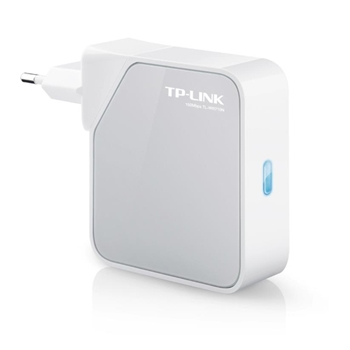 TP-LINK TL-WR710N Fast Ethernet Bianco router wireless