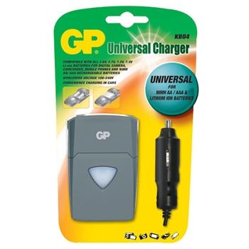 GP Batteries Standard Series KB04