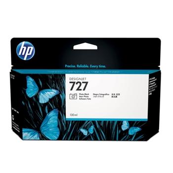 HP INC HP 727 130-ML PHOTO BLACK INK CART