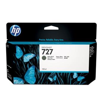 HP INC HP 727 130-ML MATE BLACK INK CARTR
