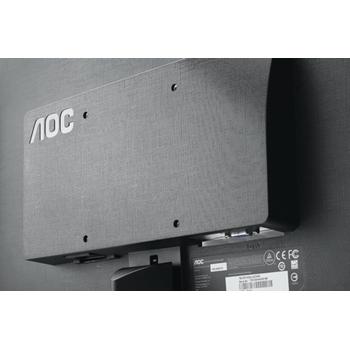 AOC E2070SWN 19,5inch Wide LED 1600x900 16:9 200cd/m 20Mio:1 5ms D-SUB Energy Star 6 Eco Mode VESA 100 mm