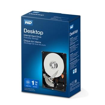 """Western Digital Desktop Everyday 3.5"""" 1000 GB Serial ATA III"""