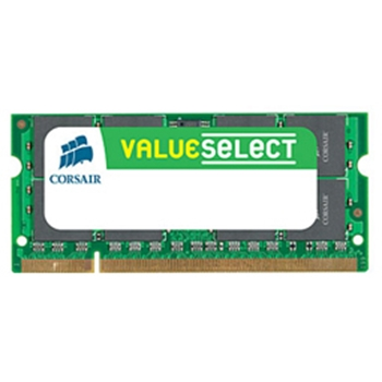 memory SO D3 1066 2GB C7 Corsair VS 1x2GB Value Select