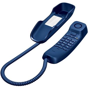 Gigaset DA210 Telefono analogico Blu