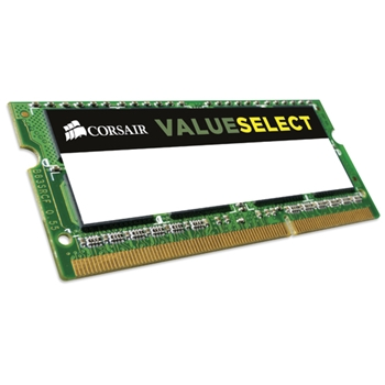 CORSAIR 8GB DDR3L 1600MHZ 1x204 SODIMM Unbuffered 1,35V