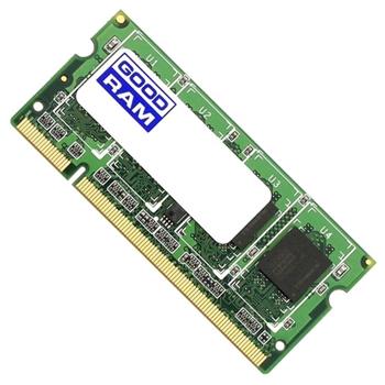 GOODRAM SO-DIMM 8192MB DDRAM3 1600MHz 1.35V GR1600S364L11/8G