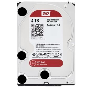 Internal HDD WD Red 3.5'' 4TB SATA3 64MB IntelliPower, 24x7, NASware™