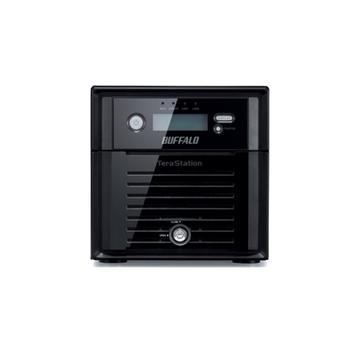 Buffalo TeraStation 4200D NAS Mini Tower Collegamento ethernet LAN Nero