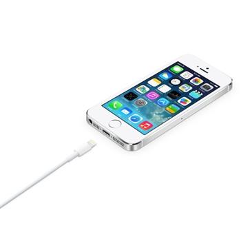 Apple Lightning - USB 2 m Bianco