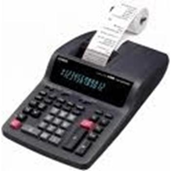 Casio FR-620TEC Scrivania Printing calculator Nero calcolatrice