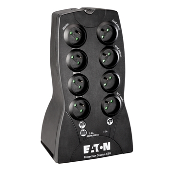 EATON MANUFACTURING PROTECTION STATION 650 USB . .IN