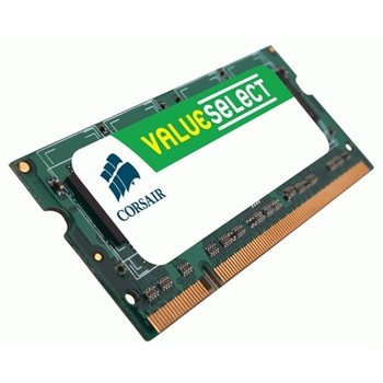 CORSAIR DDR2 800 MHZ 2GB 200 SODIMM