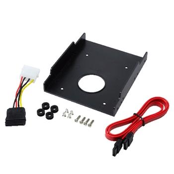 LOGILINK AD0013 LOGILINK - Plastic Harddisk Mounting Bracket, 2.5 -> 3.5