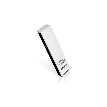ADATTATORE DI RETE USB WIRELESS 300Mbps WI-FI MIMO WLAN PSP TP-LINK TL-WN821N