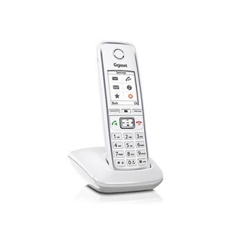 Gigaset C530 Telefono DECT Bianco Identificatore di chiamata