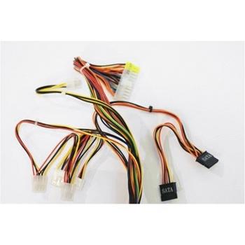 Nilox NX-PSNI6001pro alimentatore per computer 600 W 20+4 pin ATX ATX Argento