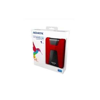 ADATA HD650 1TB USB3.1 RED ext. 2.5inch