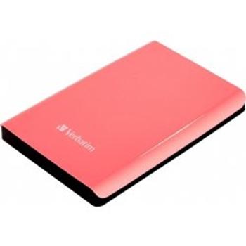 Verbatim Store 'n' Go USB 3.0 500GB Rosa