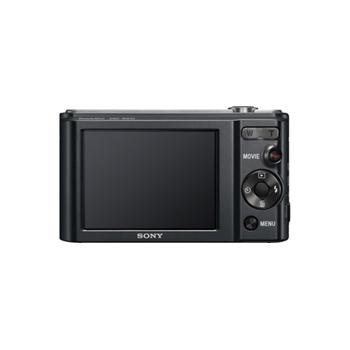 """Sony Cyber-shot DSC-W810 Fotocamera compatta 20,1 MP CCD 5152 x 3864 Pixel 1/2.3"""" Nero"""