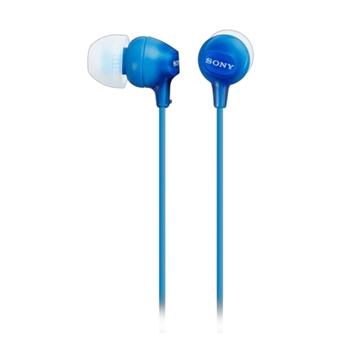SONY SERIE EX15LP AURICOLARI BLUE