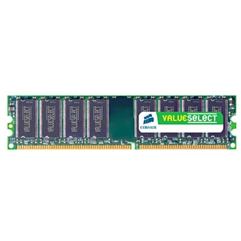 Corsair 4GB DDR2-800 Value Select Memory Kit 4GB DDR2 400MHz memoria