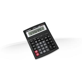 Canon WS-1210T calcolatrice Scrivania Calcolatrice con display Nero