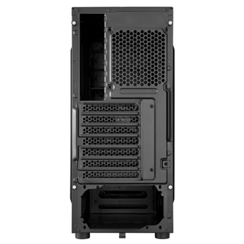 CORSAIR CARBIDE SERIES SPEC-01 RED LED MID TOWER GAMING CASE