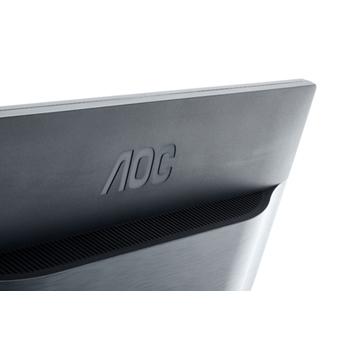 """AOC Essential-line E2460SH monitor piatto per PC 61 cm (24"""") 1920 x 1080 Pixel Full HD LCD Nero"""