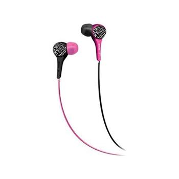 MAXELL EARPHONE AUDIO WILD PINK/BLACK F