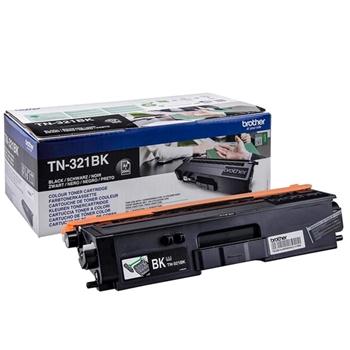 BROTHER TN-321BK toner cartridge black standard capacity 2.500 pages 1-pack