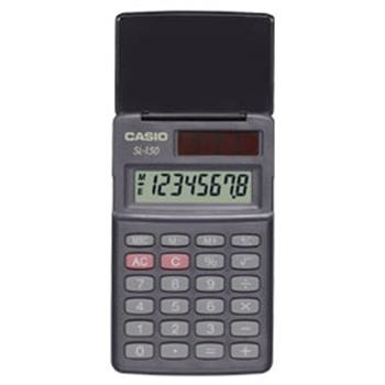 Casio SL-150 tasca Basic calculator Nero