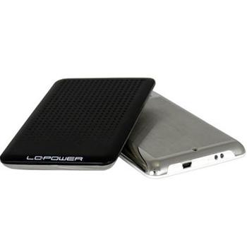 HD enclosure 2,5 LC-Power EH-LC-PRO25BU 2,5 Bl. Ultrasl. USB2 SATA
