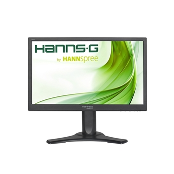 "Hannspree Hanns.G HP 205 DJB 49,5 cm (19.5"") 1600 x 900 Pixel HD+ LED Nero"
