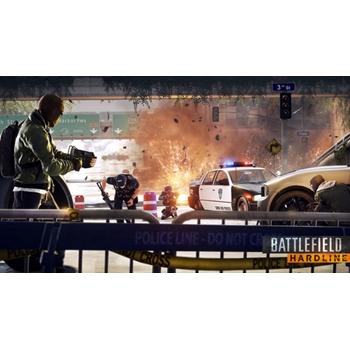 Electronic Arts Battlefield: Hardline, Xbox One videogioco Basic Inglese