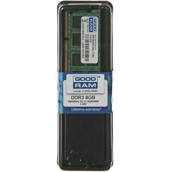 GOODRAM DDR3 8GB 1600MHz CL11 SODIMM 1.35V