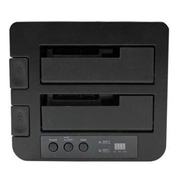 StarTech.com Duplicatore Autonomo rapido USB 3.0 eSATA per disco rigido SATA 6Gbps - Clonatore HDD