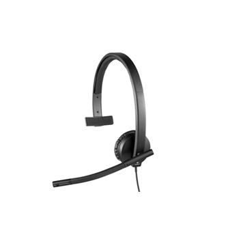 Headset Logitech H570e Mono (981-000571)
