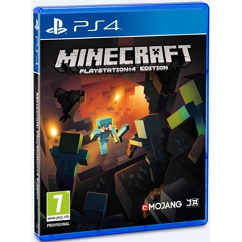 Sony Minecraft, PS4, IT videogioco PlayStation 4 ITA