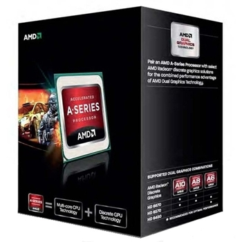 AMD A series A10-7800 3.5GHz 4MB L2 Scatola