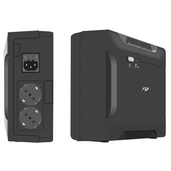 FSP/Fortron Nano 800 gruppo di continuità (UPS) Standby (Offline) 800 VA 480 W 2 presa(e) AC
