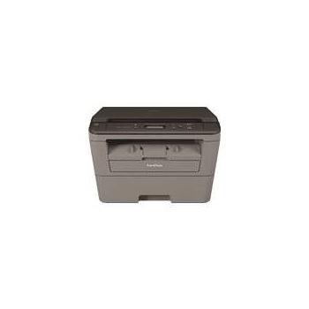 Brother DCP-L2500D Laser A4 Nero, Grigio multifunzione