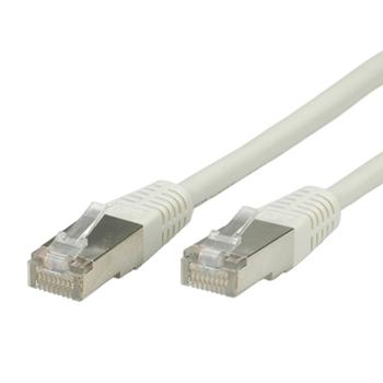Value 21.99.0315 cavo di rete 15 m Cat5 S/FTP (S-STP) Grigio