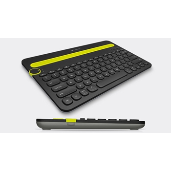 LOGITECH BLUETOOTH MULTI-DEVICE KB K480 IN